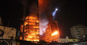 Incêndio no centro de São Paulo – Tragédia anunciada