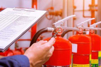 Manutenção e Instalação de Extintores